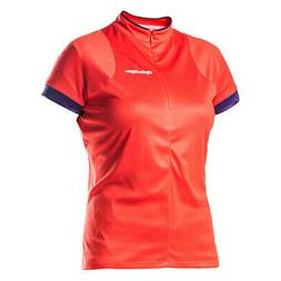 Troy Lee Designs Ace Bike Jersey Bright Coral Womens All Siz