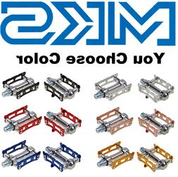 Choose Color MKS Sylvan Track Pedals Japanese Road Fixed Gea