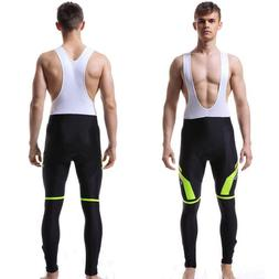 Gel Padded Cool Max Pants Lycra MTB Bicycle Cycling Trousers
