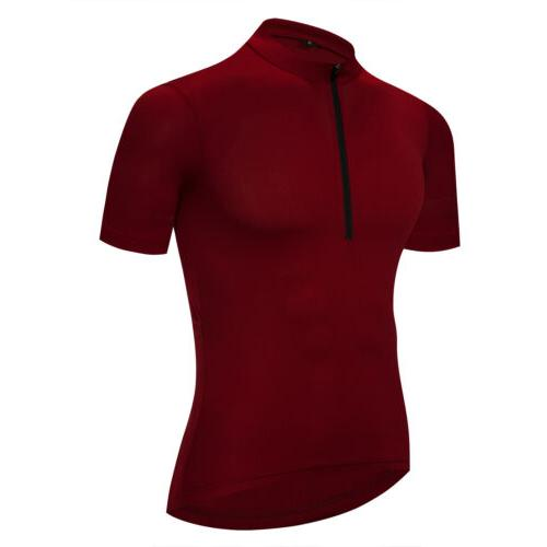 2018 pure color cycling jersey bike clothing