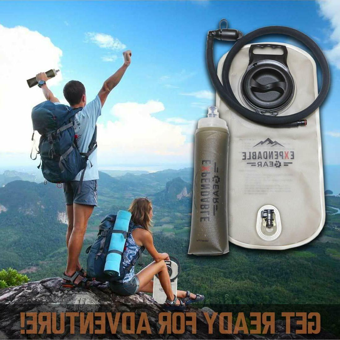 2/3L Bag System Pack Camping