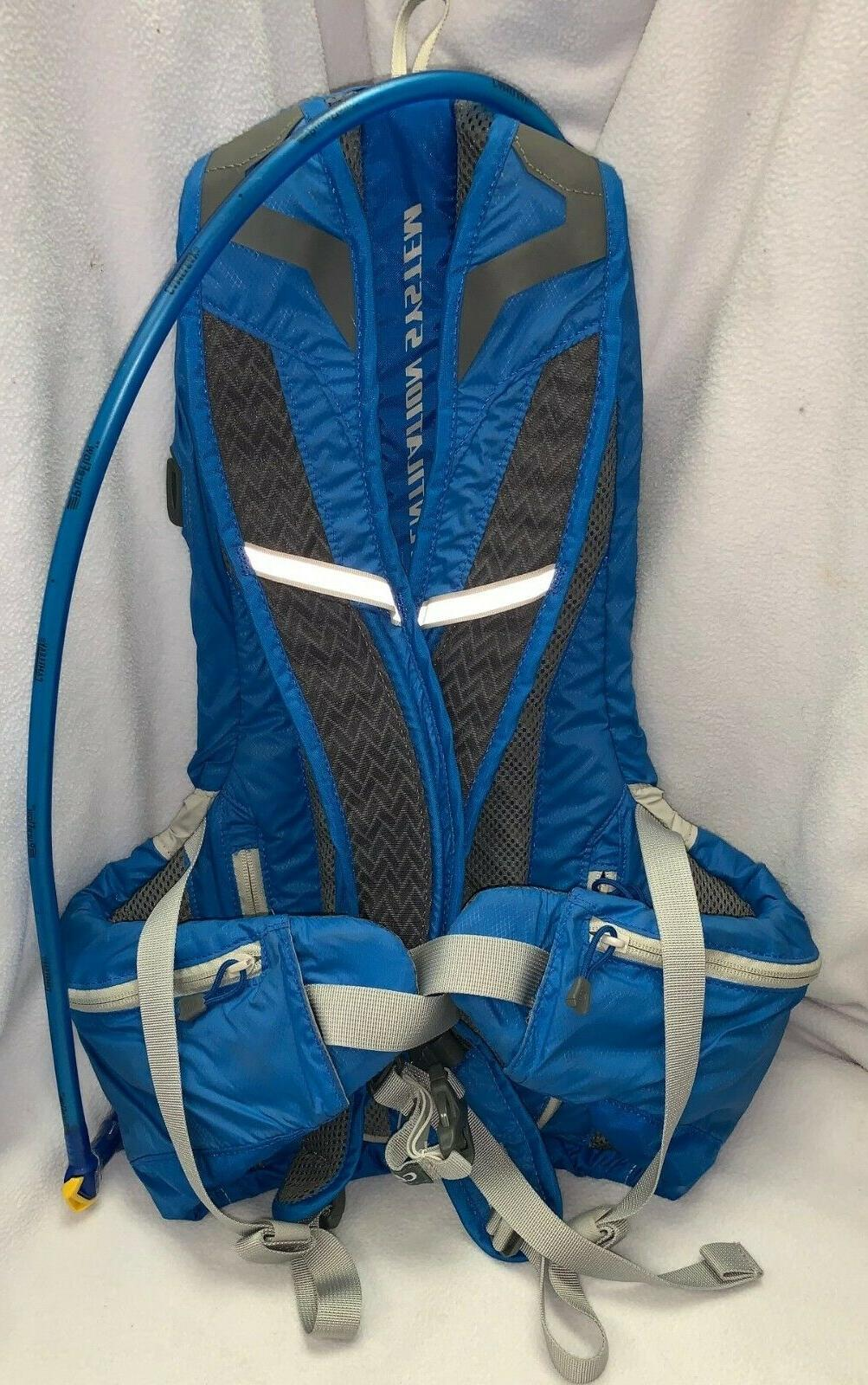 CamelBak Charge LR 70 2 L Mountain Hydration Pack Blue/Grey *SAMPLE