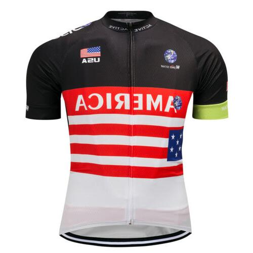 Cycling Jersey New Bike Half Sleeve Bicycle Clothing T-Shirt