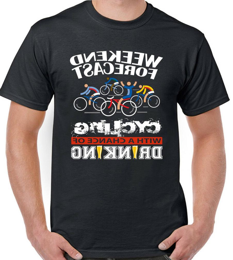 CYCLING Mens Funny Cyclist Mountain Racer MTB Birthday
