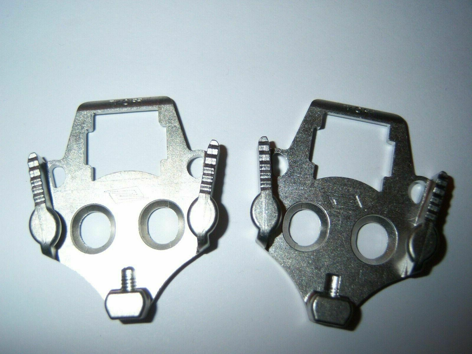 frog pedal cleats road mountain bike clips