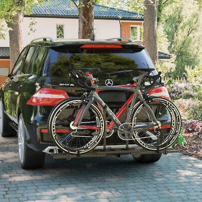 Hitch Mount Bicycle Rack Stand Platform SUV Rack