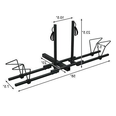 Hitch Rack Stand Platform Truck SUV Vehicle Rack