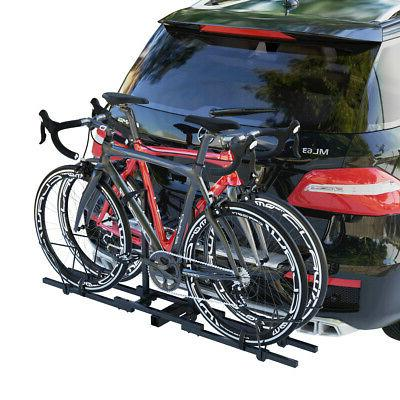 Hitch Mount Rack Platform SUV Bike Rack