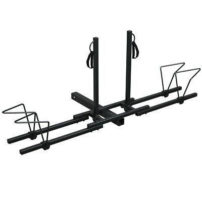 hitch mount bike bicycle rack stand platform