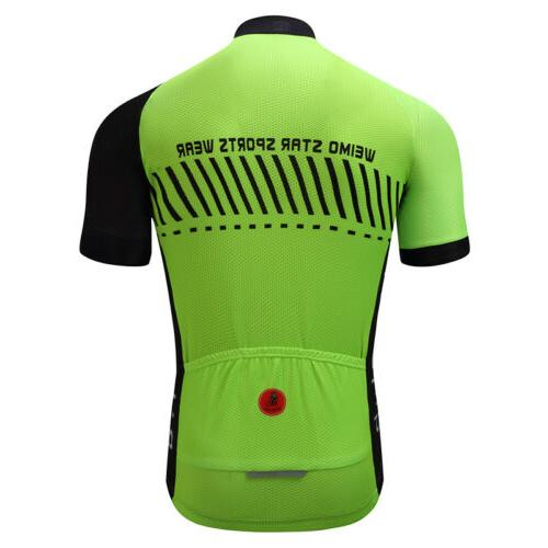 WEIMOSTAR Summer Cycling Bicycle Jersey Shirt