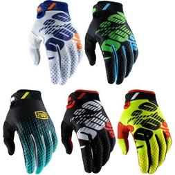Men's Full Finger Gloves Cycling Hiking Outdoor Sports MTB M