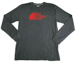 The North Face Men's Long Sleeve Half Dome Tee Shirts