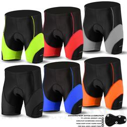NEW Mens Cycling Padded Shorts Bicycle Road Bike MTB Mountai