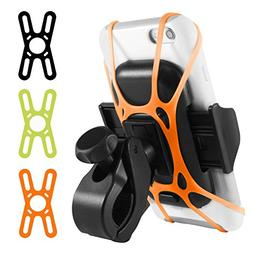 Macally Phone Holder for Bike, Bicycle Phone Mount Holder fo