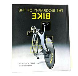 The Biography of the Bike Chris Boardman Hardcover 2015