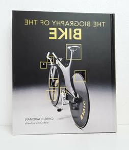 The Biography of the Bike Chris Boardman Hardcover 2015 new