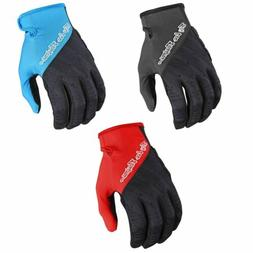 Troy Lee Designs TLD Mens Ruckus Gloves Blue Mountain MTB Bi