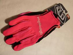 Troy Lee Designs Moto/Mountain Bike XC Gloves SIZE XL PINK