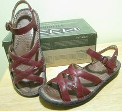 Keen Women's Katie Strap Sandal Biking Red New in Box Size U
